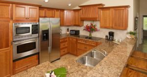 kitchen renovation cost Burnley