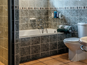 bathroom renovation near Docklands