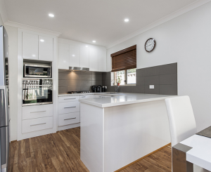 budget kitchen renovation Fitzroy